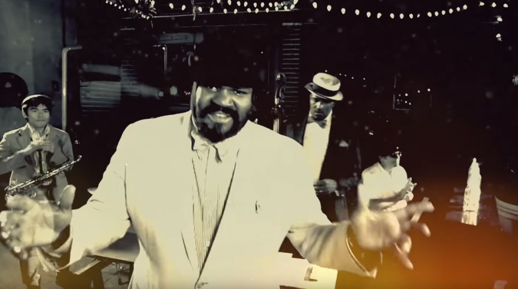 Clip de Gregory Porter - Liquid Spirit (Claptone Remix)
