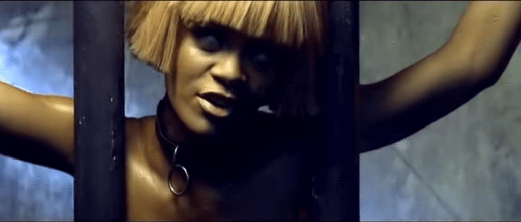 Clip de Rihanna - Disturbia