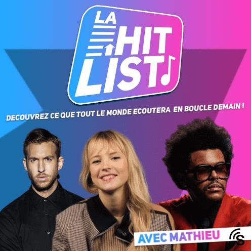 La Hitlist avec Mathieu