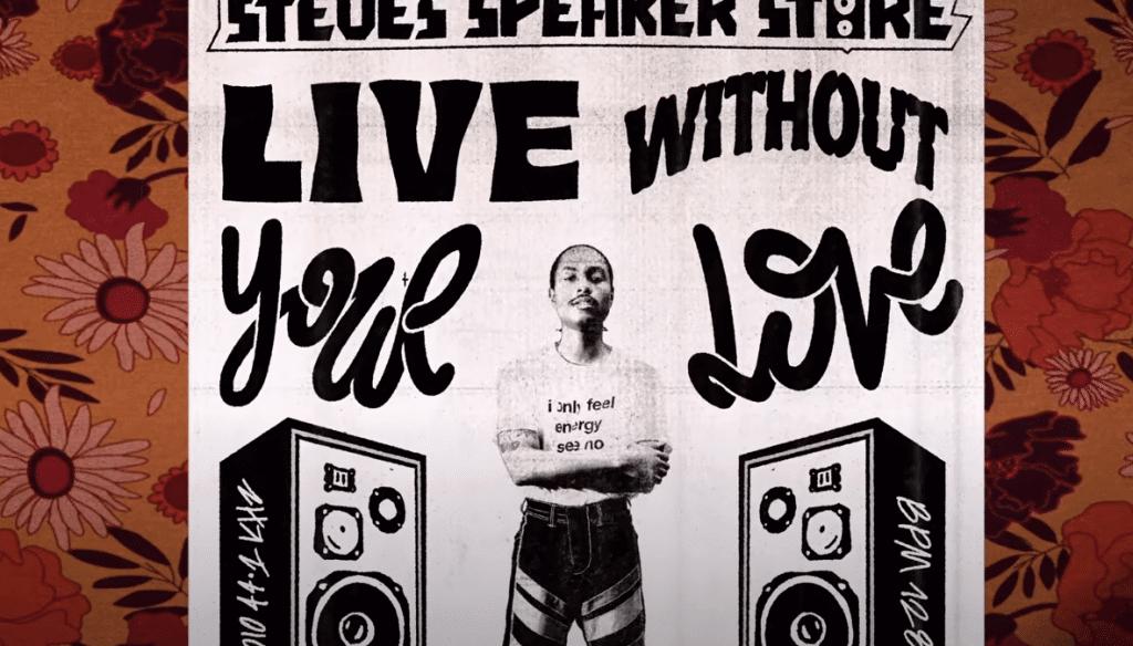 Clip de Love Regenerator & Steve Lacy - Live without your love sur Yellow.radio