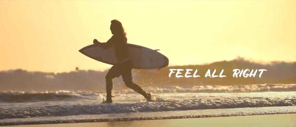 Clip de Akabee feat Ryan Schulze - Feel all right sur Yellow.radio