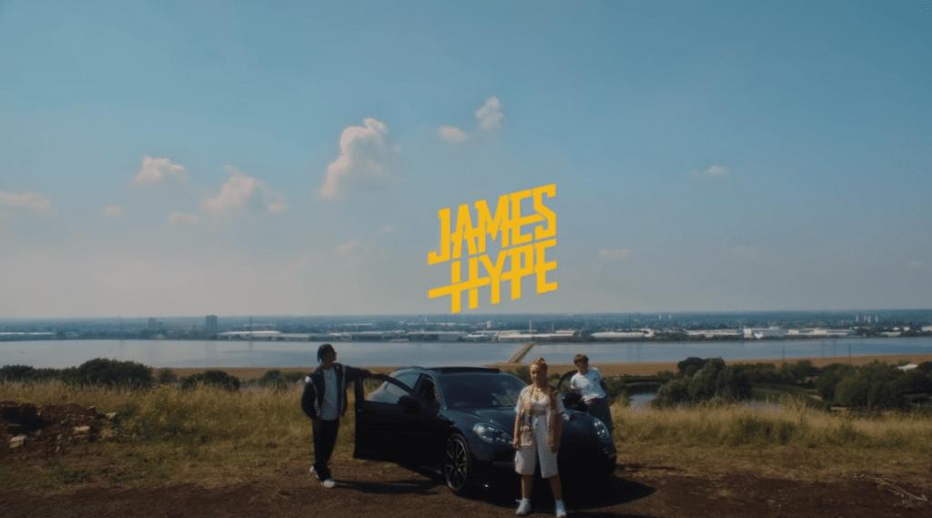 Clip de James Hype - Afraid Feat. Harlee sur Yellow.radio